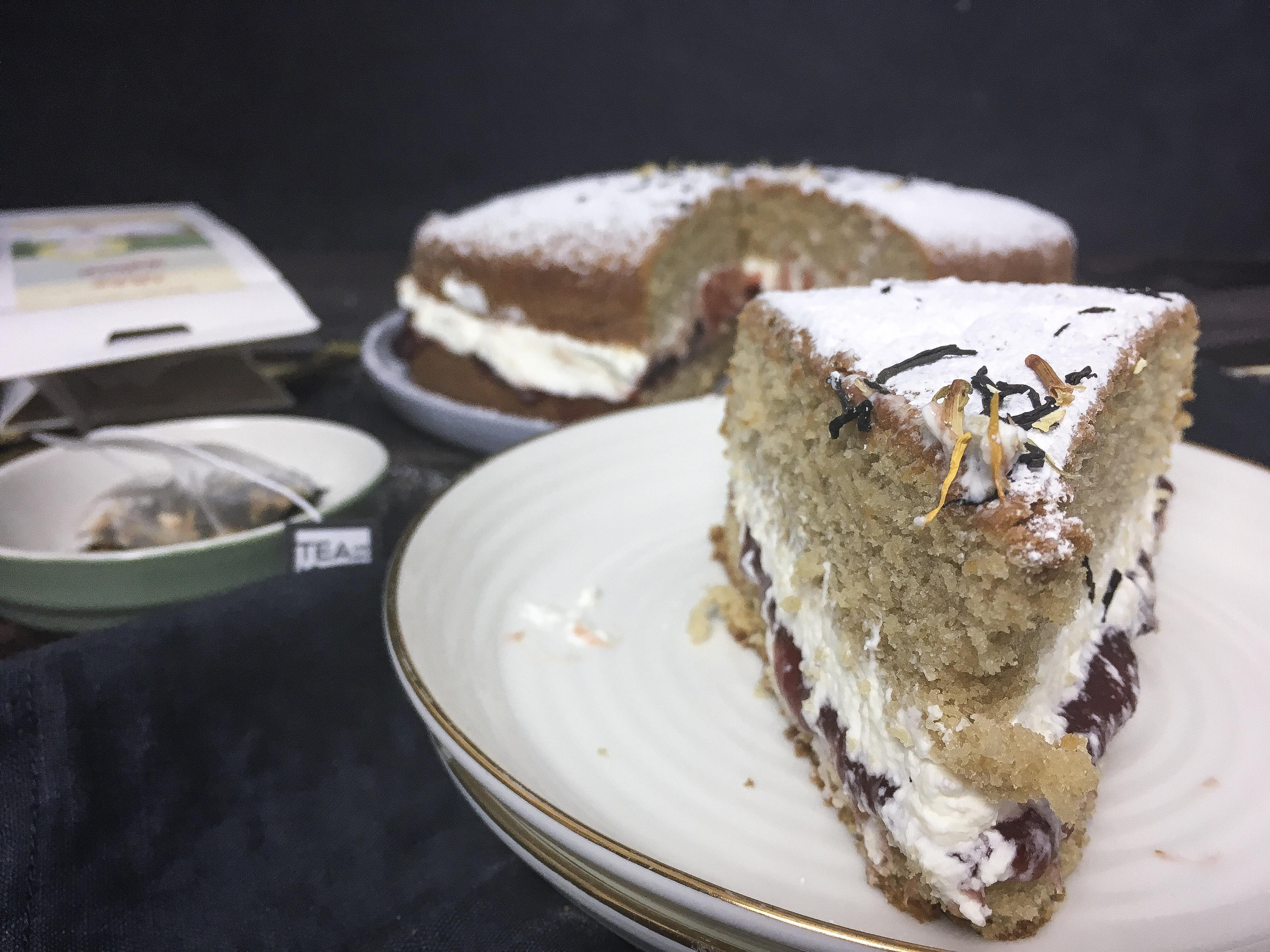Vanilla Tea Cake